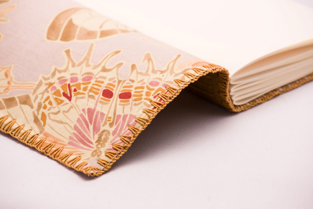 Detail of Leather Journal